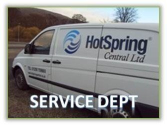 HotSpring Central Service Department