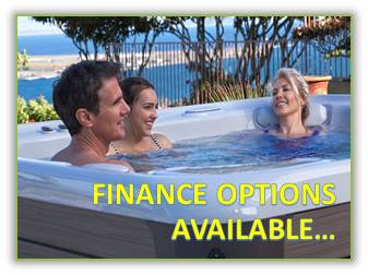 Finance Options Available from HotSpring Central