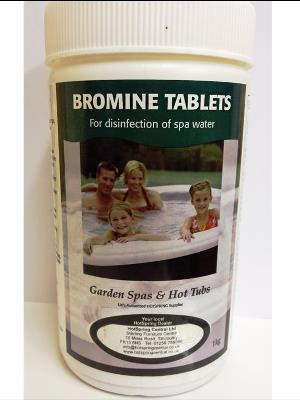 Bromine Tablets