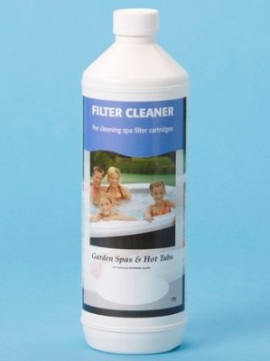 Filter cleaner 1ltr