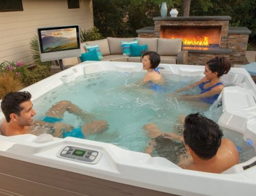 Limelight Pulse 7 Person Hot Tub