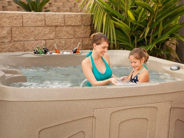 Monterey Hot Tub