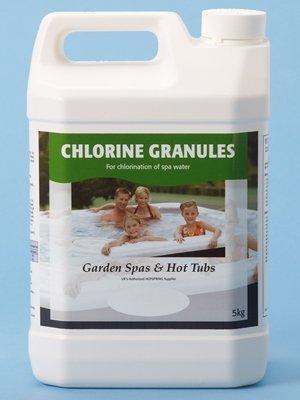 Stabilised Chlorine Granules 5KG