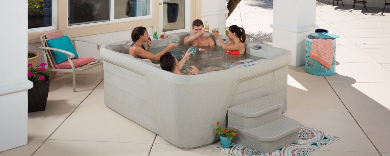 Hot Tub Hire From HotSpring Central