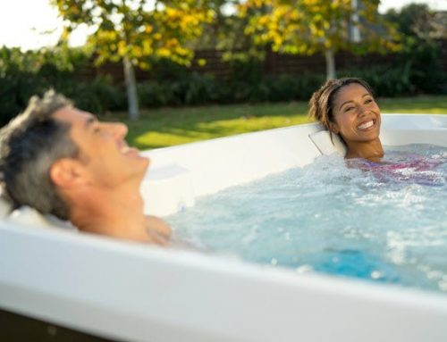 Limelight Flash 7 Person Hot Tub