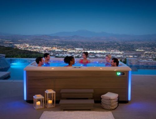 Limelight Prism 7 Person Hot Tub