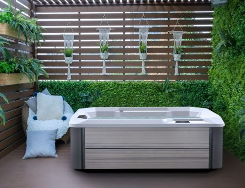 Hot Spot Stride 3 person hot tub